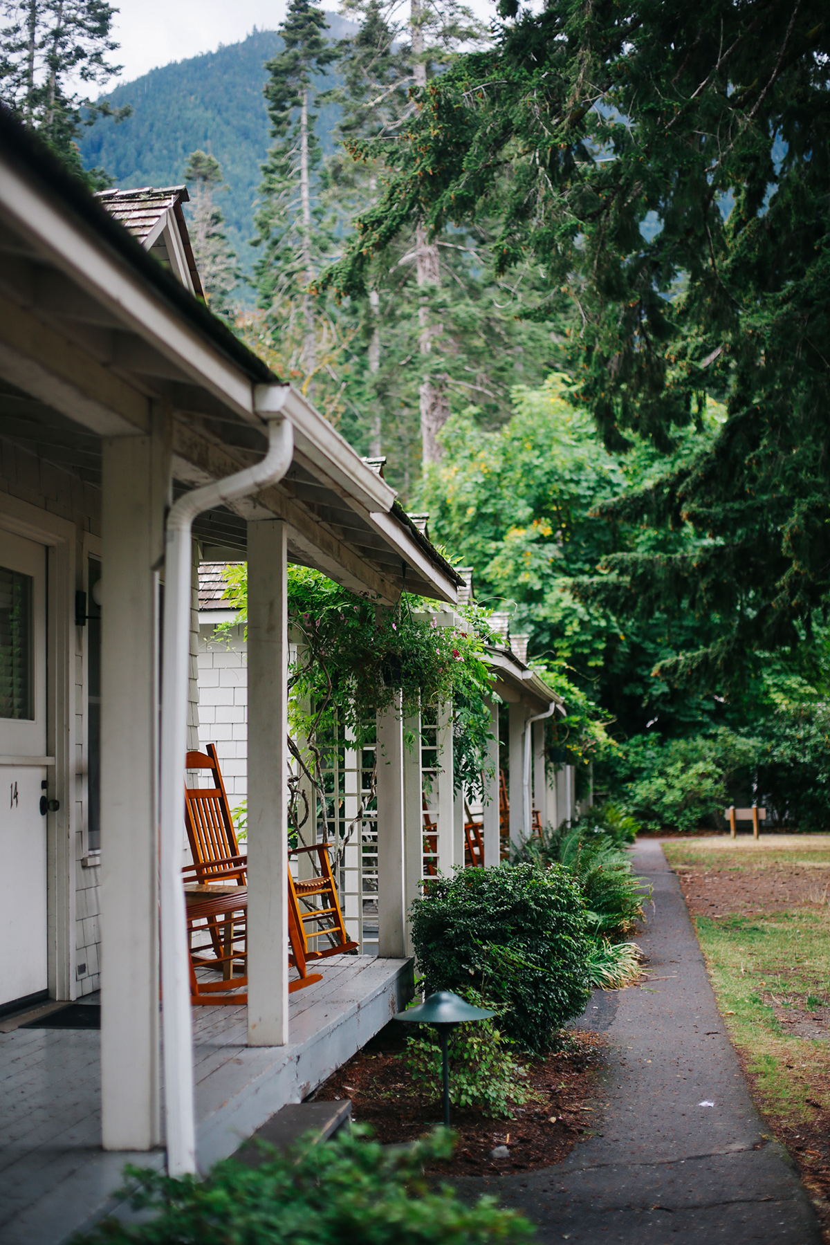 Lake Crescent Lodge Cabins